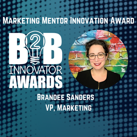 WINNER: B2B Innovator Awards