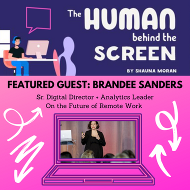 The Future of Remote Work - Featured Speaker Brandee Sanders