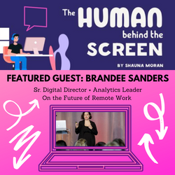 The Future of Remote Work - Featured Speaker Brandee Sanders