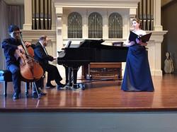Master's Recital, Peabody Institute