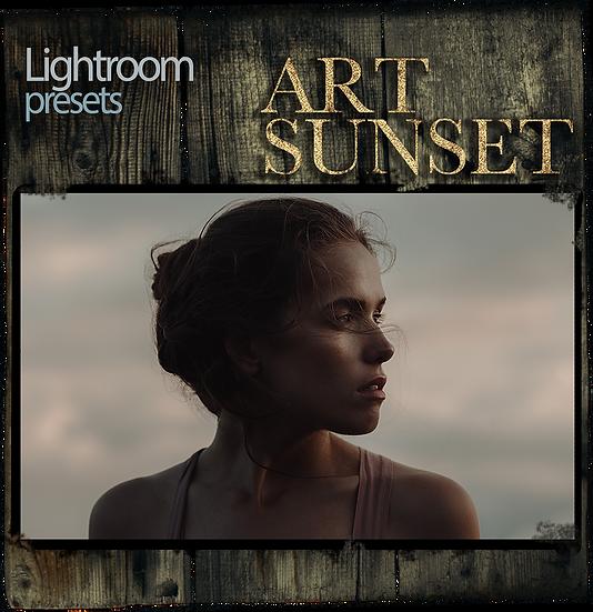 Art Sunset