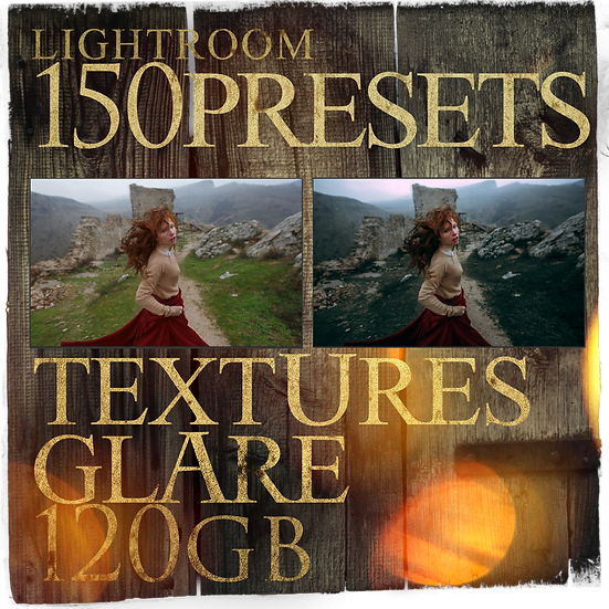 Category 4 presets and textures, reflections.