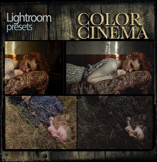 Color cinema