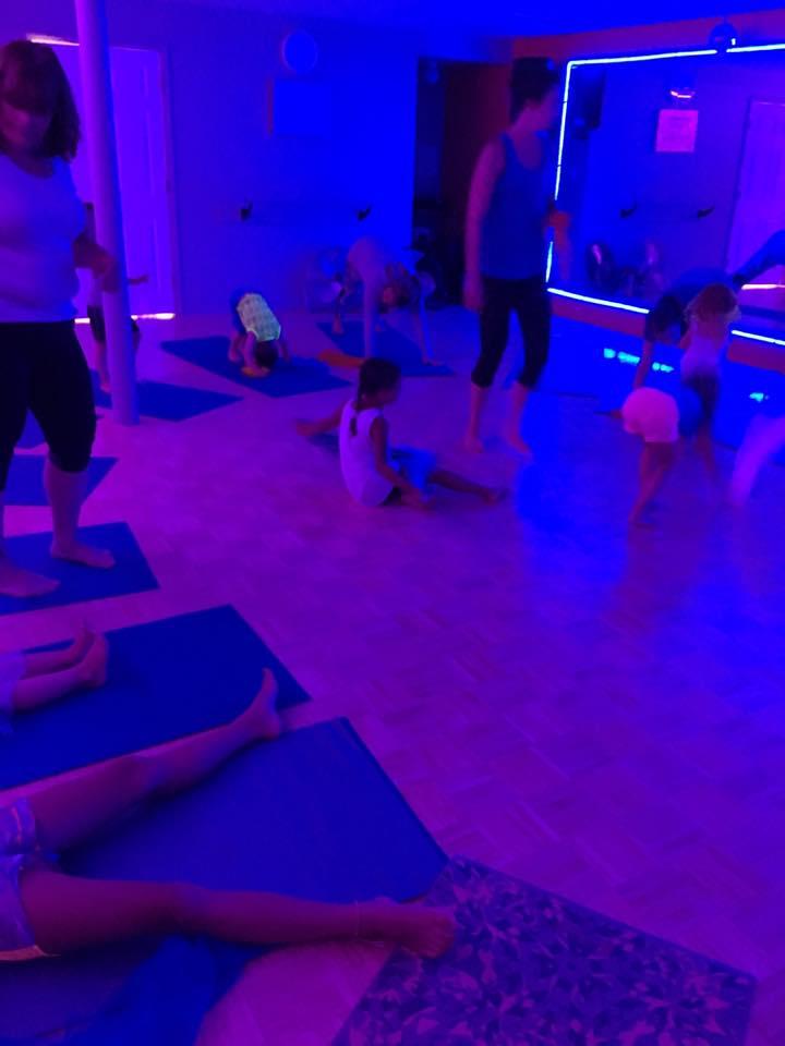 CareGiver & Me Yoga