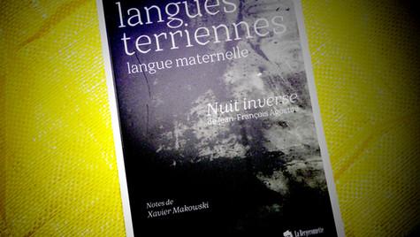 Langues Terriennes - langue maternelle
