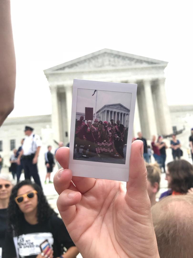 Supreme Court Sing a-longeg
