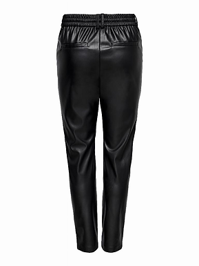 ONLPOPTRASH FAUX LEATHER PANT