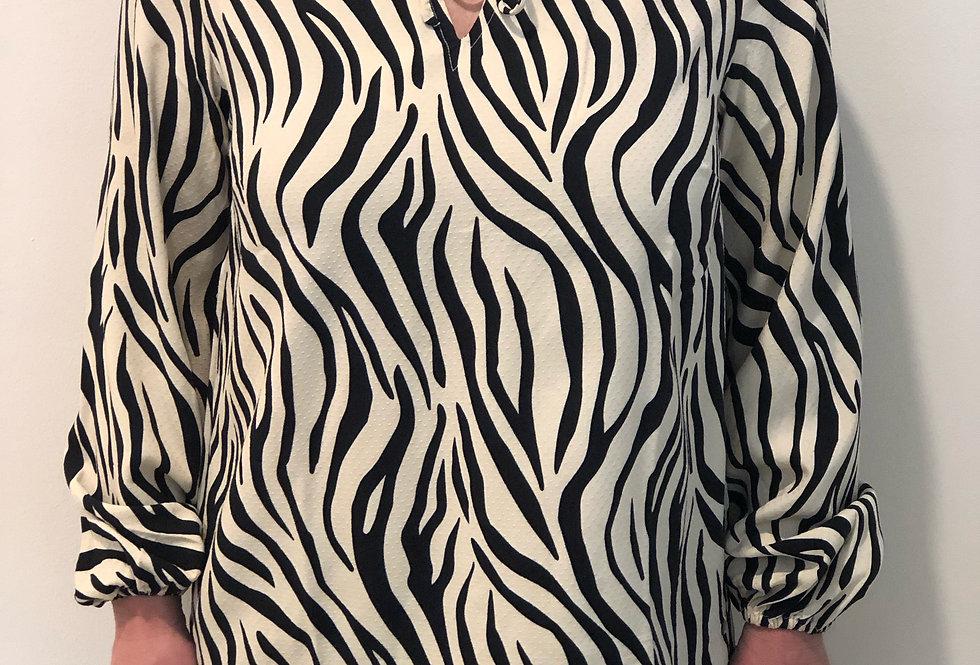 GARCIA - Bluse Zebra 21P002340420