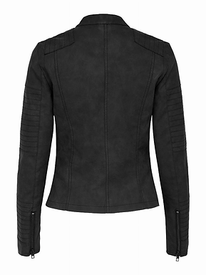 ONLAVA FAUX LEATHER BIKER OTW