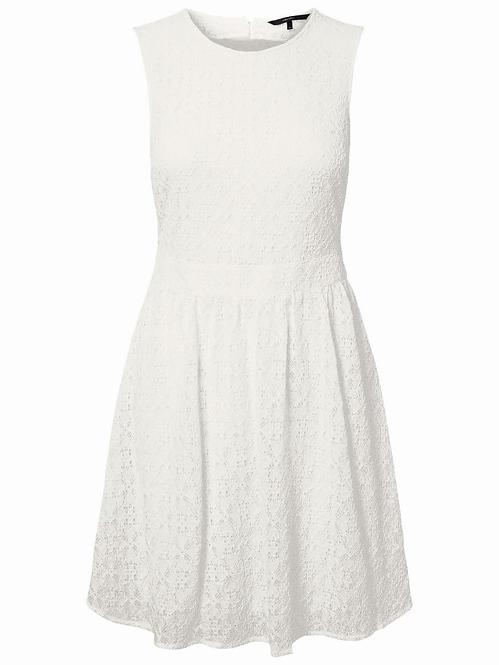 VMSIMONA LACE S/L SHORT DRESS