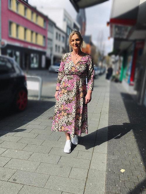 ONLY - Kleid mit V-Ausschnitt 29152271530521
