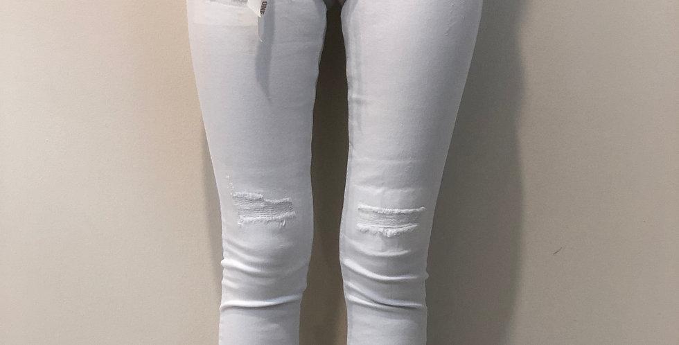 ZHRILL- Destroyed Jeans 20D120801-W1021ANITA0420