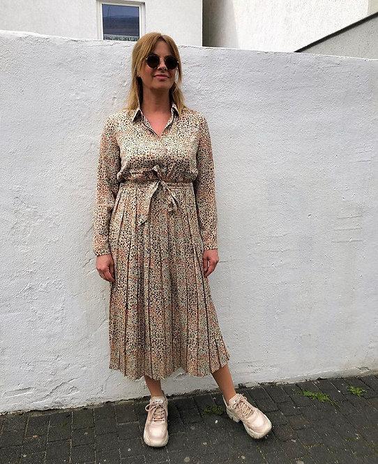YAYA - langes Kleid mit Schleife 211801320-1120521