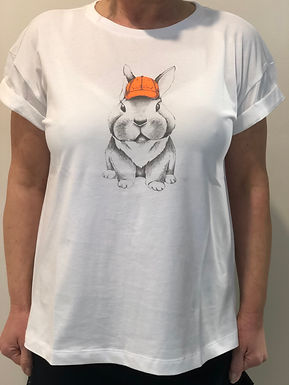 SMITH & SOUL - T-Shirt Hase 210420-04930420