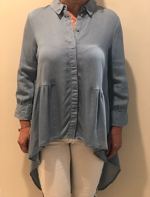 ONLY - leichte Jeansbluse 20152063710720