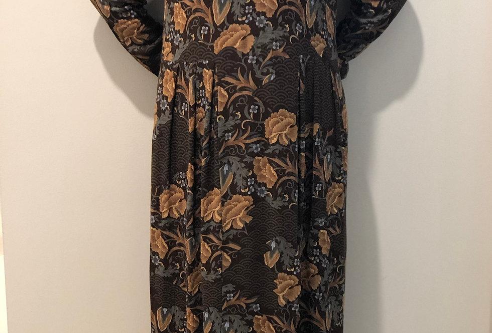 YAYA - Kleid mit Schlitz 211801246-0210820