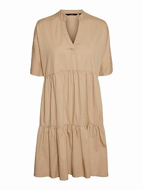 VMSIENNA 2/4 TIERED DRESS