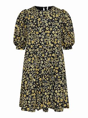ONLPELLA 2/4 PEPLUM DRESS JRS