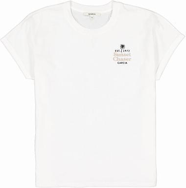 GARCIA - D10010_ladies T-shirt ss