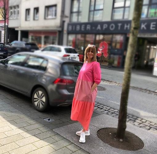SMITH & SOUL - Kleid im Colourblock 210321-03130521