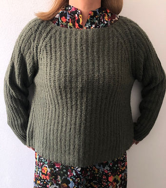 2 BLUE SISTERS - Pullover 290350131120