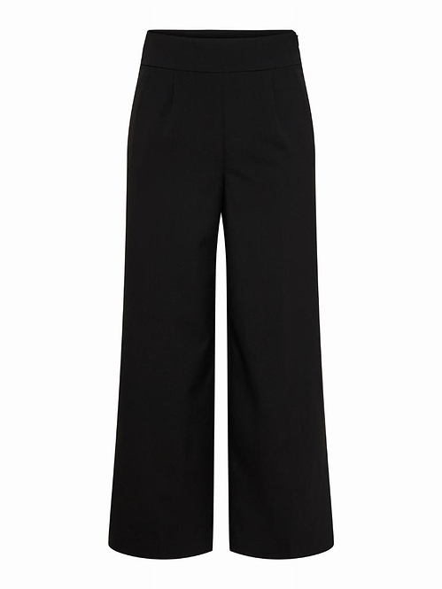 ONLROMA ANKLE HW WIDE PANTS PN