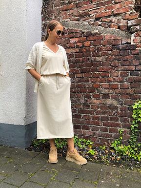 ELIAS RUMELIS - Kleid mit Schnüren 21212-2372VIOLETTA0521