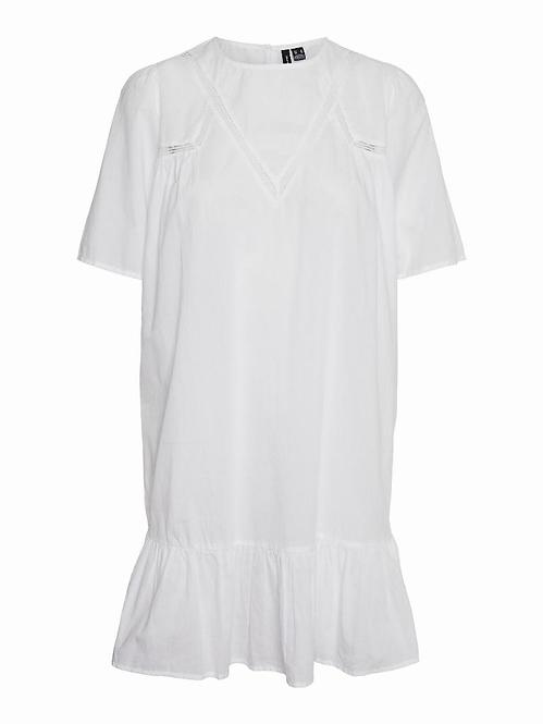 VMHENCHA 2/4 SHORT DRESS WVN G