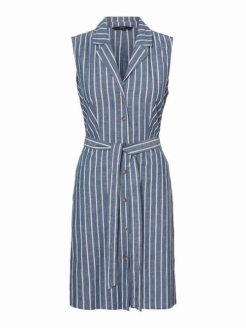 VMSANDY SL BUTTON SHORT DRESS