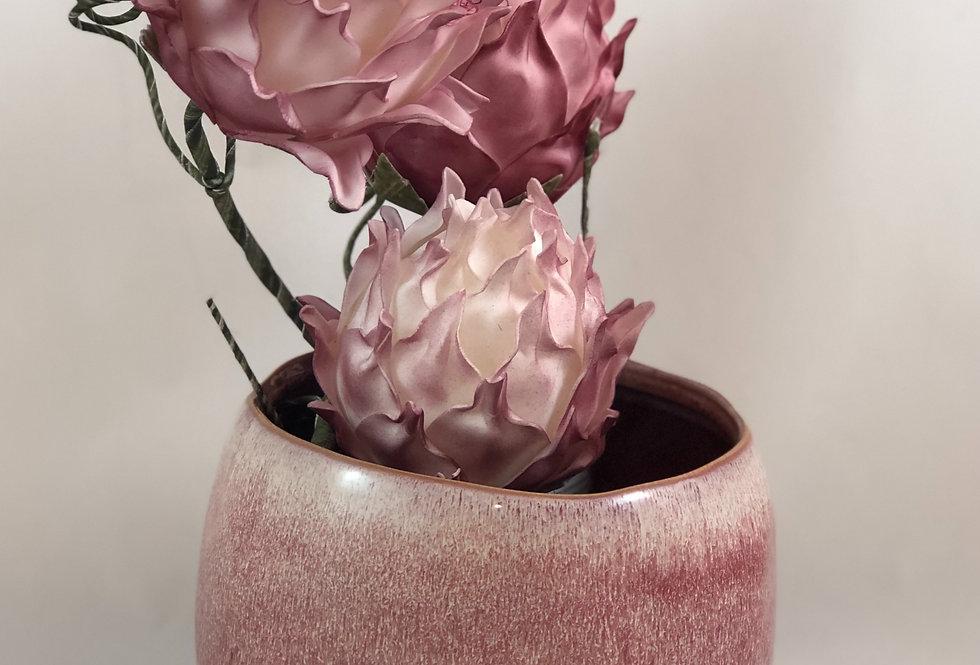 Vase breit