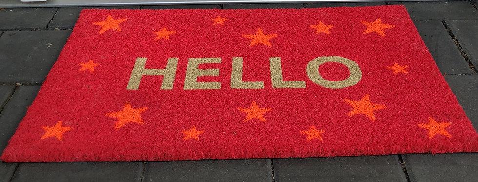 GIFT COMPANY - Fußmatte Hello 211020701013HELLO0520