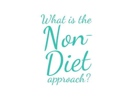 Avoiding Diets for a Healthier Life