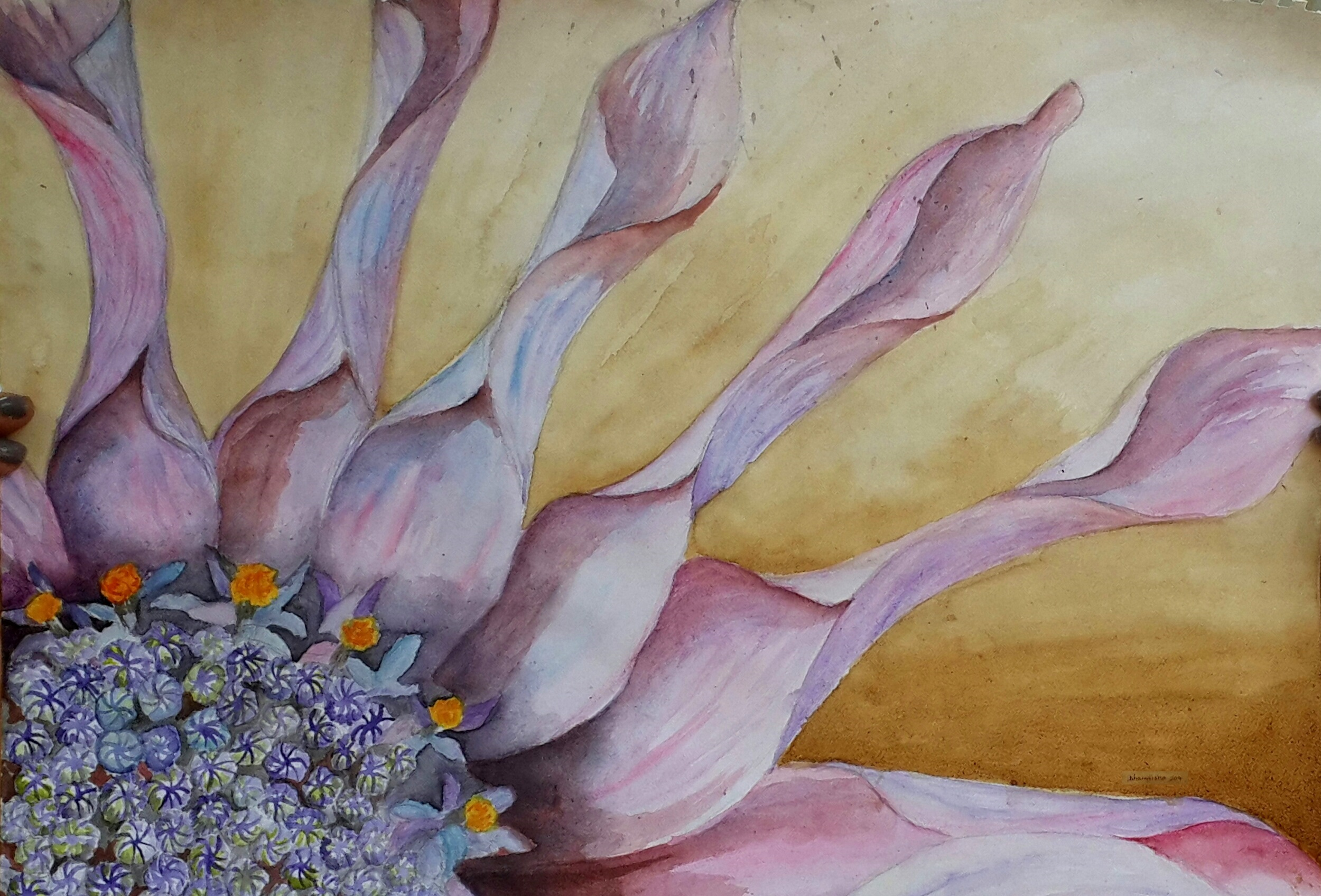Triptage 2 - Flower