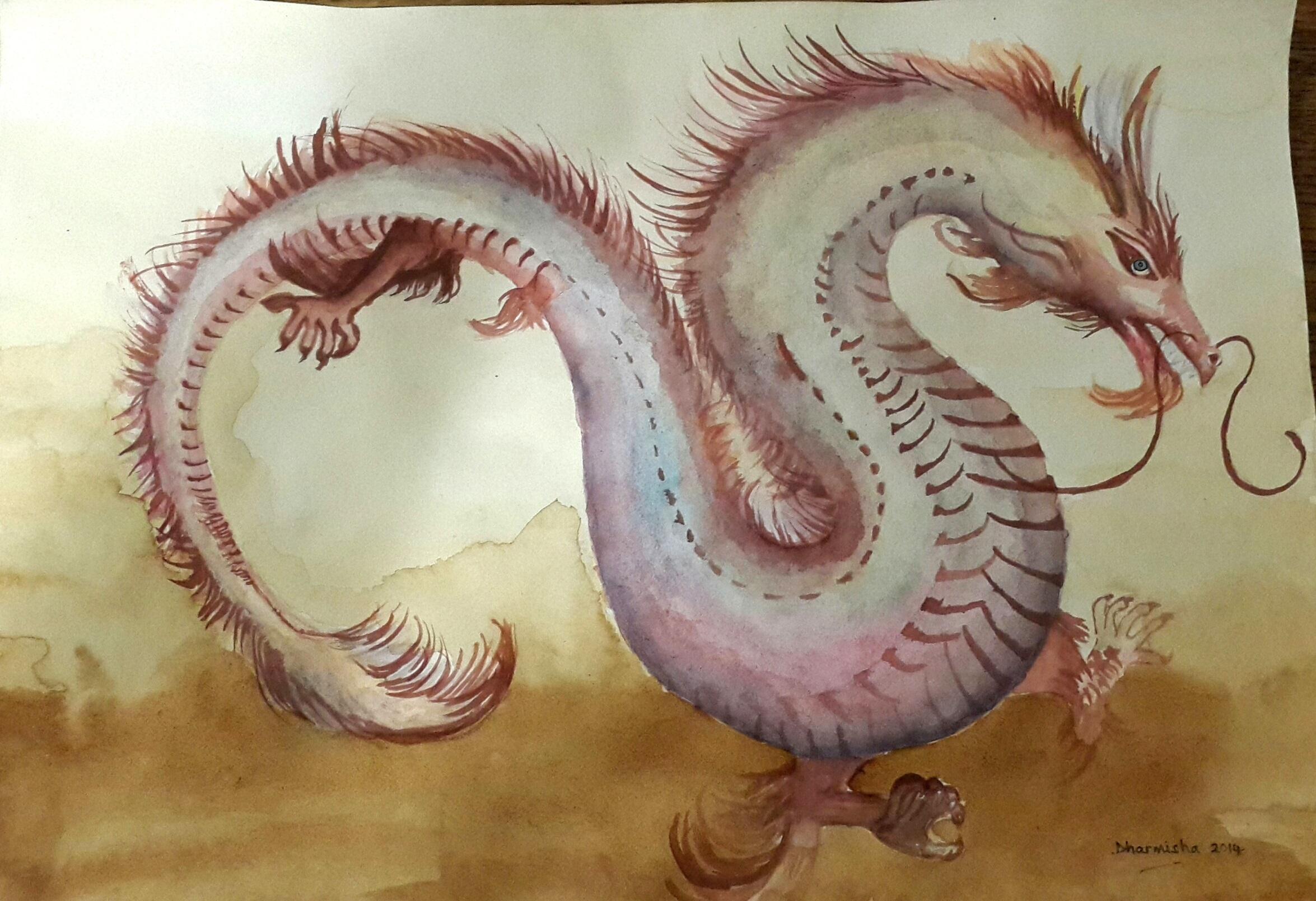 Triptage 3 - Dragon