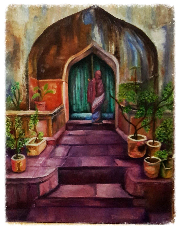 Knocking on Heavens Doorby Dharmisha