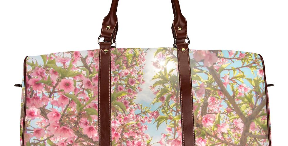 Spring Time Weekender Bag