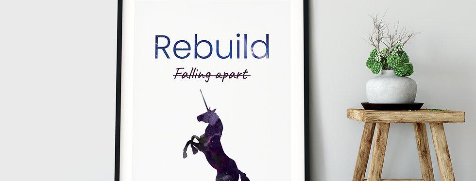 Rebuild print