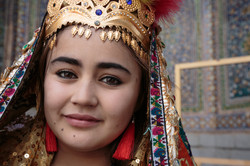 Uzbek Princess