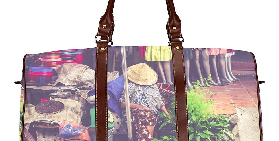 The Weekend Is Here Weekender Bag