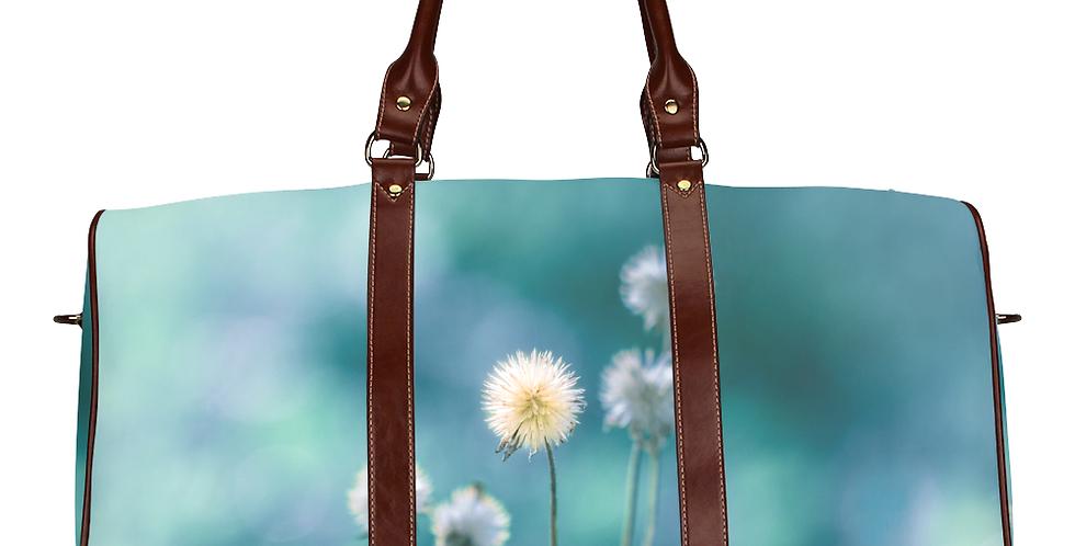 Before The Wind Comes Weekender Bag