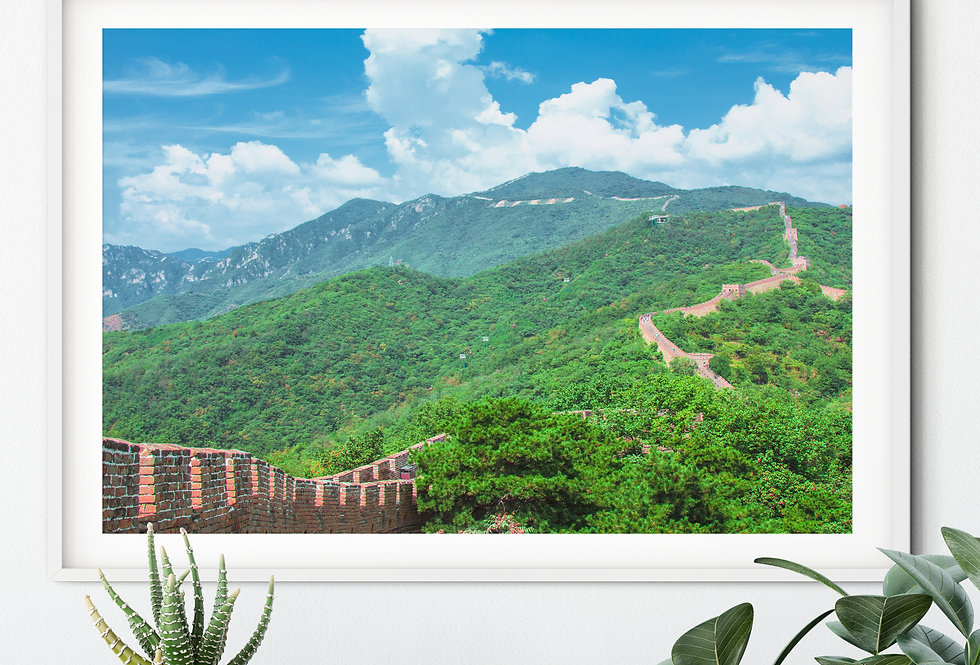 Destination Goals - The Great Wall
