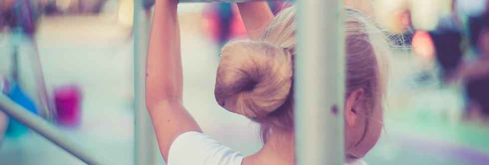 Little Ballerina Pose