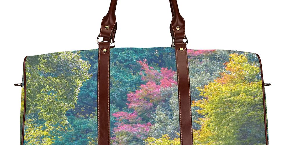 Layers Of Color Weekender Bag