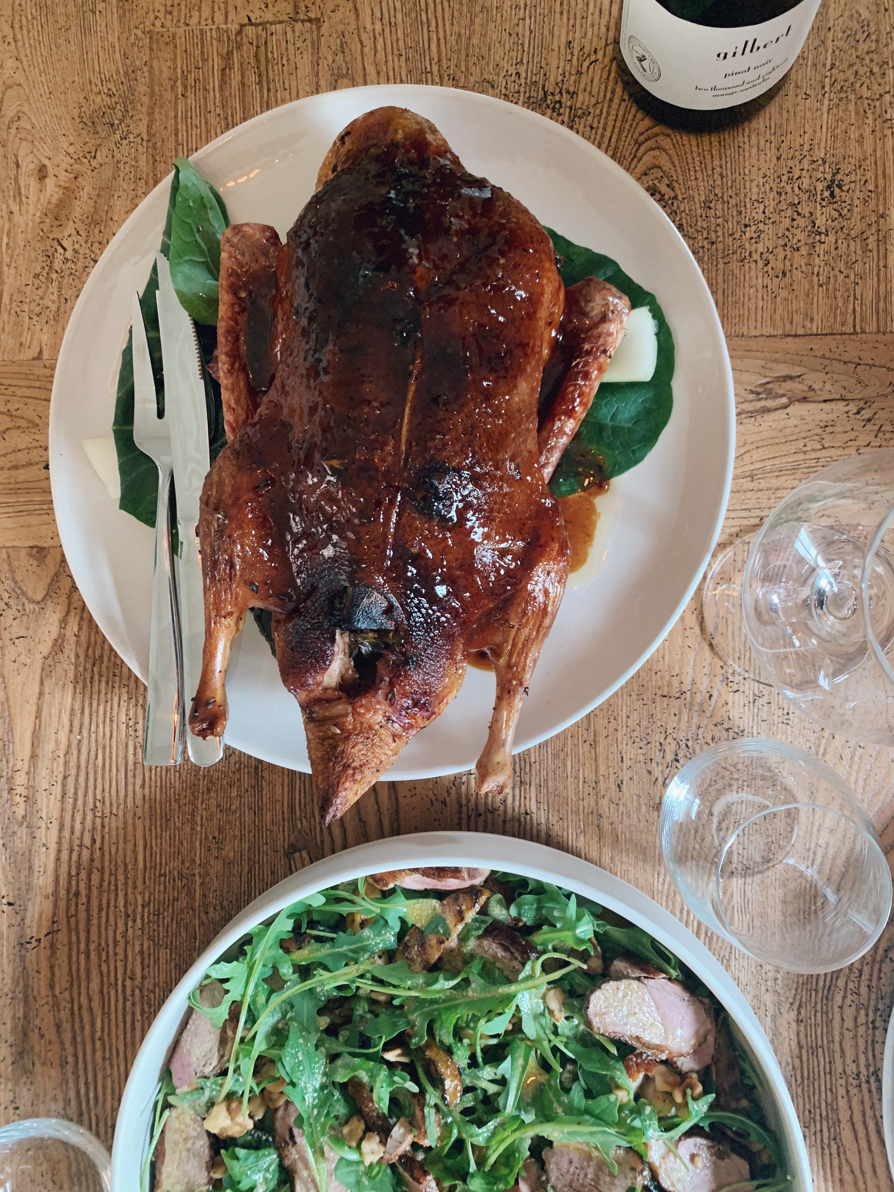 How to cook Duck Sun 12th Sept