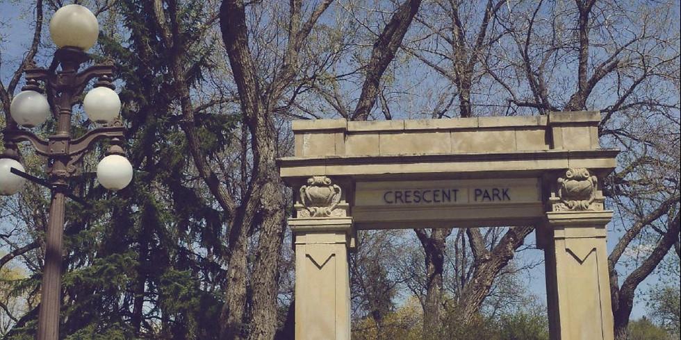Scavenger Hunt at Crescent Park