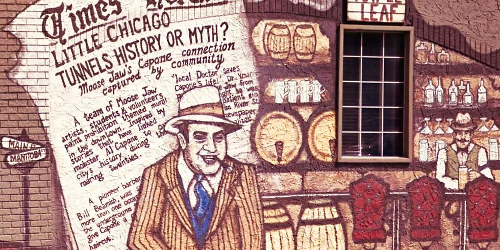 Capone's Interview