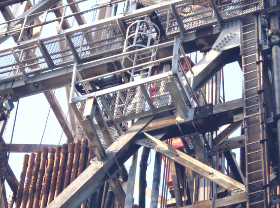 Plataforma de Acesso à Torre