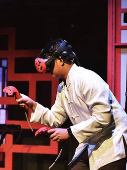 Virtual Reality Performance