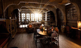 captains-cabin-below-deck-on-a-pirate-sa