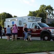 DMFD Ambulance